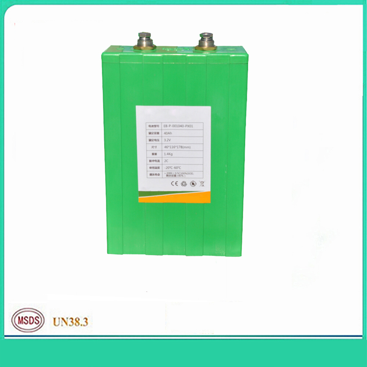 150AH Lithium Ion Batteries, 3.2V Lithium Batteries for Hybrid Electrical Vehicle