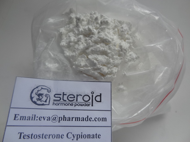 White crystalline powder.Testosterone Cypionate 99% + Purity Powder Steroid Super discreet shipping