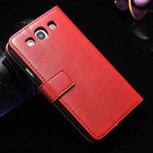 wholesale price original cool leather for Samsung galaxy s3 factory price case