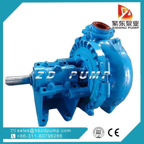 diesel engine sand suction pump for marine dredging