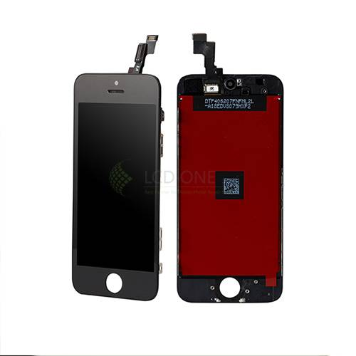 For Apple iPhone 5S LCD Screen Replacement And Digitizer Assembly with Frame - OEM Original Quality