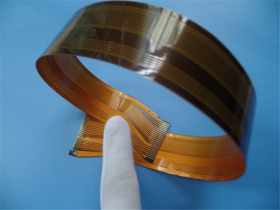 Flexible PCBs from Shenzhen Professional FPC Supplier Single-sided flexible PCBs