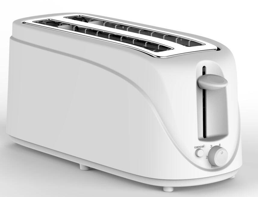 Timma Cool-Touch 4-Slice Toaster TM-2009