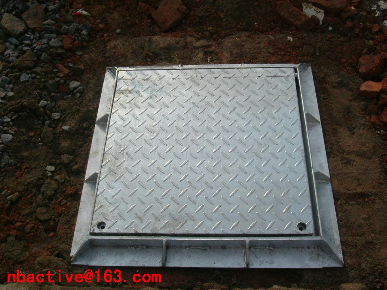Manhole Cover 03