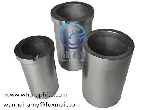 Graphite Crucible for Melting Silver/ Gold/Aluminium/Steel/Cast Iron