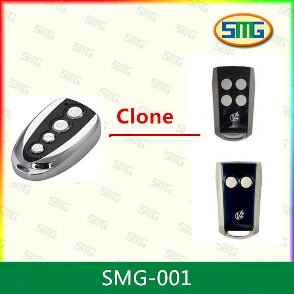 SMG-001 Super cloning brand clone hopping code 433 mhz v2