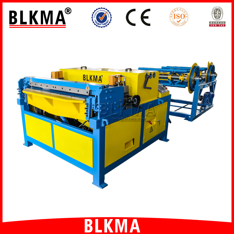sheet metal processing machine HVAC duct production line 3 china supplier