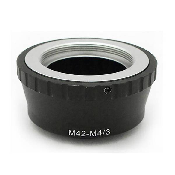 M42-M4/3 camera adapter ring M42 lens to mount on Marco 4/3 camera body