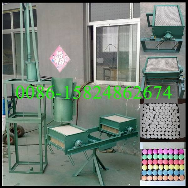 Automatic School Chalk Making Machine Prices