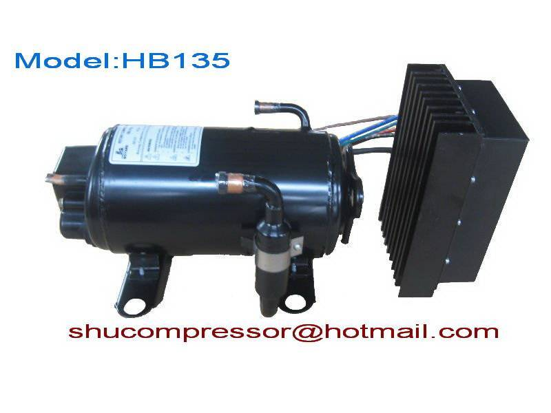 Direct Current air conditioner  Compressor for electric-vehicle automobile air conditioner