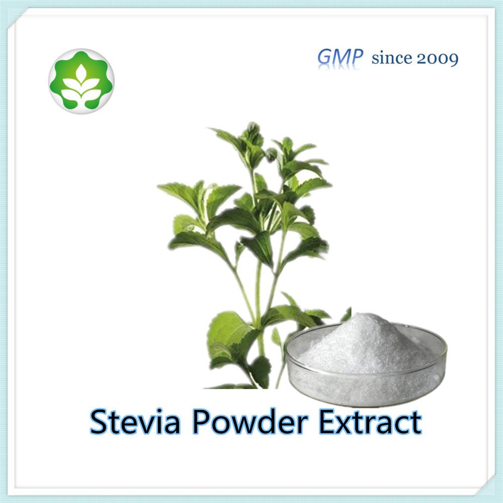 sugar free organic stevia leaf powder extract