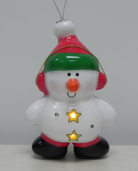 Christmas figural ornament