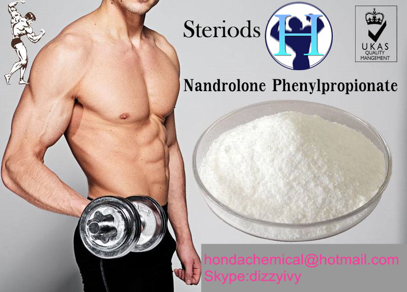 99% Nandrolone Phenylpropionate Anabolic Steroid Powder Npp CAS:62-90-8