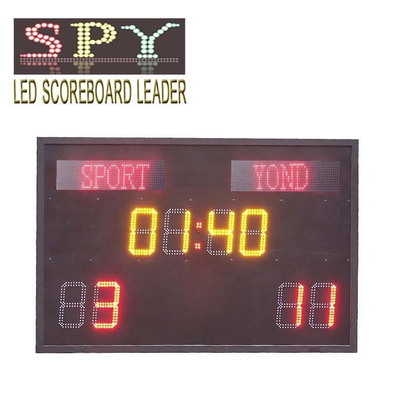Electronic football scoreboard , digital electronic scoreboard
