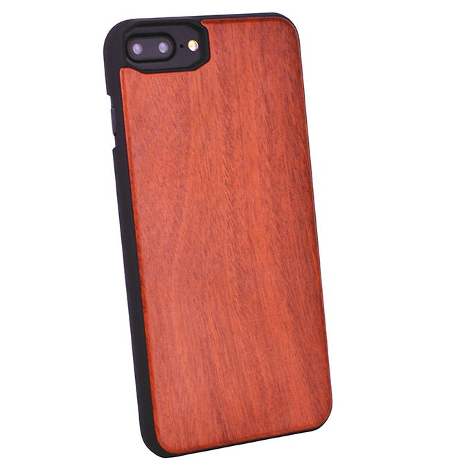 Custom Fashion Personalised Logo Design Genuine Natural walnut wood phone case