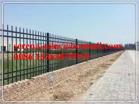 Factory supply high quality decorative ornamental garden fence panels