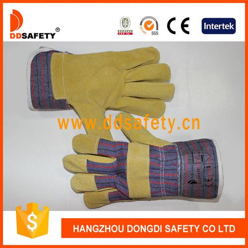 Pig leather glove-DLP503