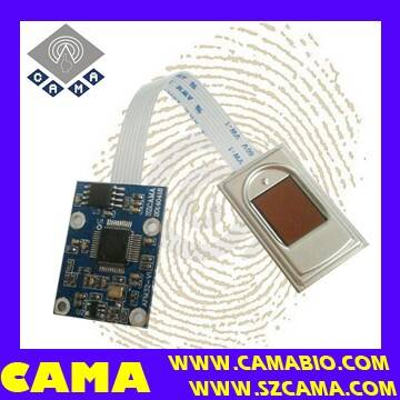 CAMA-AFM32 Capacitive fingerprint sensor module