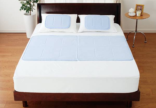 cool gel mat -double bed