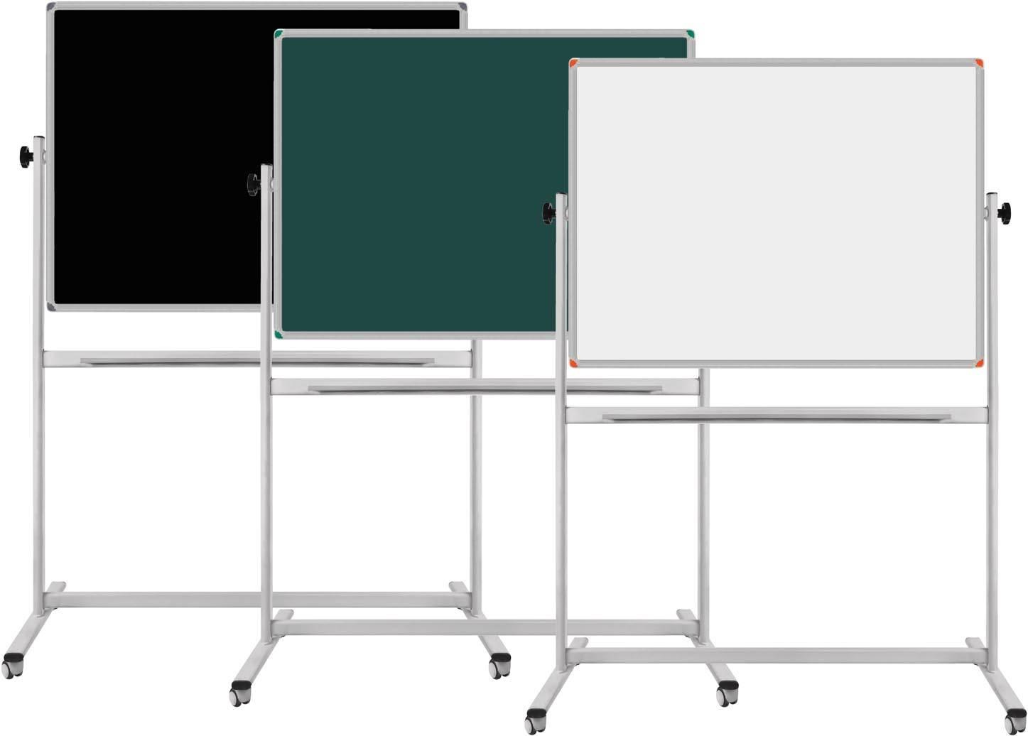 Double Sided Revolvable Laminated Whiteboard