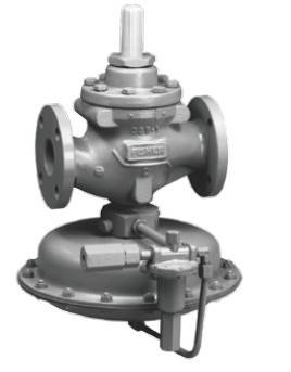 Fisher1098-EGR gas regulator