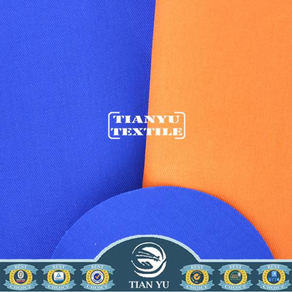 Flame Resistant Satin FR Cotton Fabric for Protective Clothing