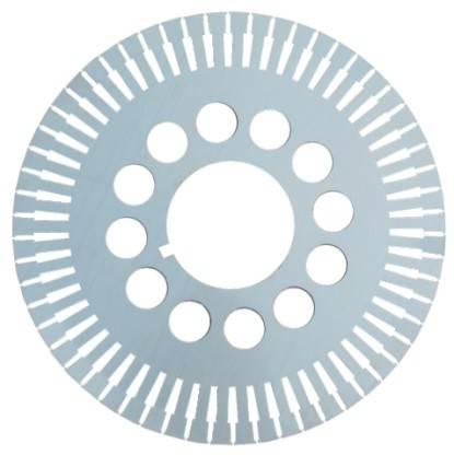 rotor lamination