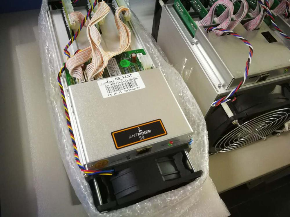 BITMAIN ANTMINER D3 15GH/s x11 Dash Miner + Power Supply (19 Miners + 19 PSU's)