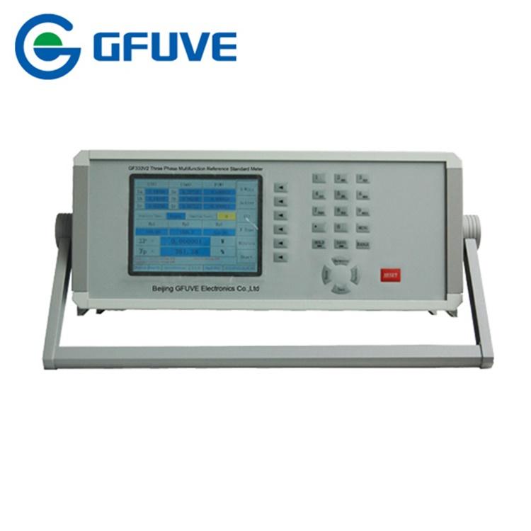GF333V2 Three Phase Multifunction Reference Standard Meter