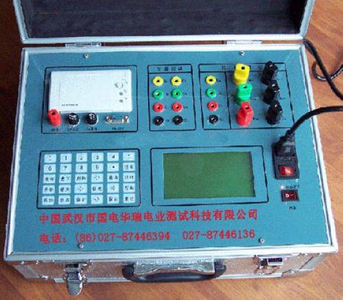 HRKFR No-load transformer capacity loading and comprehensive analysis tester
