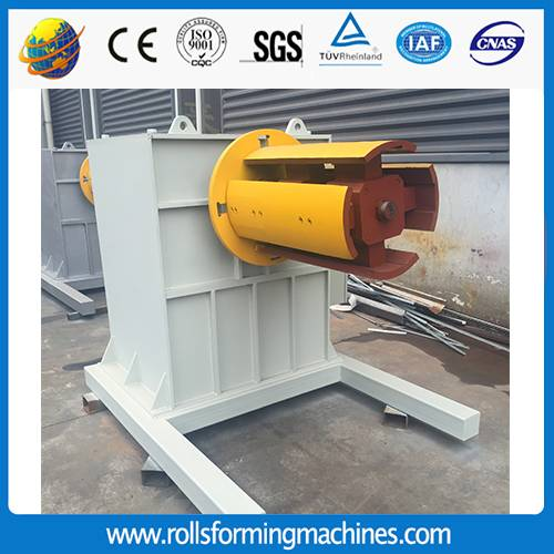 cutting to length machiner
