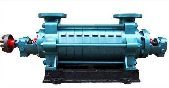 Snow making machine water pump