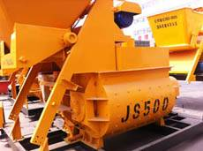 S500 Concrete Mixers