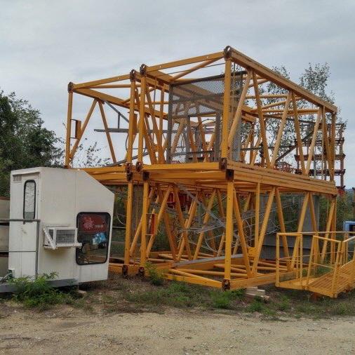Used tower crane : Peiner SK315