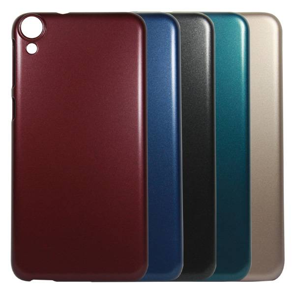 Metallic Paint Coded Cover Case for HTC Desire 820