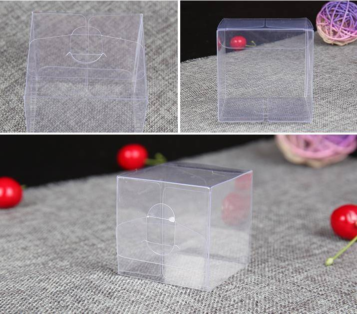Clear PVC Cone Box,Party Candy Boxes Vietnam