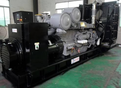 PERKINS 50HZ 400V 1600kw diesel generator