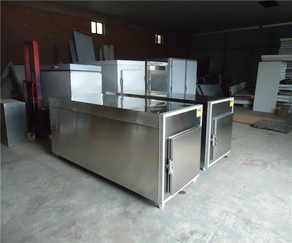 mortuary chiller & freezer with good quality