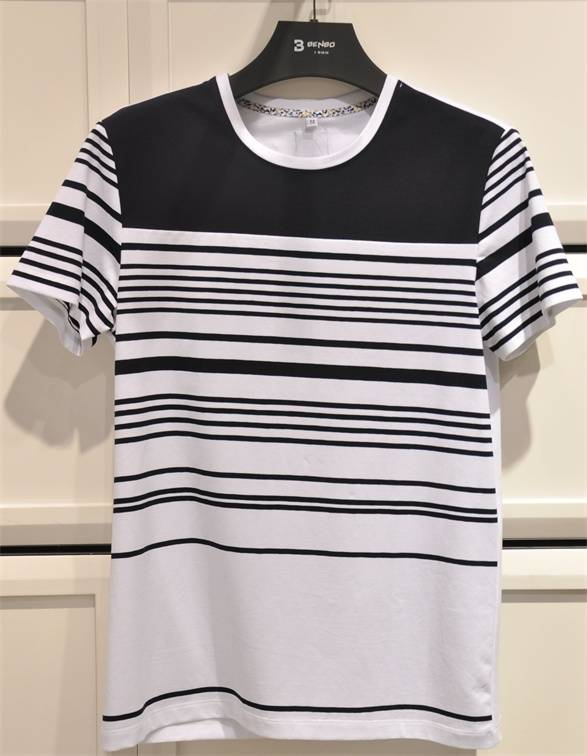 2016 BENBO New Design Summer Casual Short SleeveT-shirt for Men