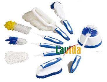 Hot selling eco-friendly plastic cleaning toilet brush