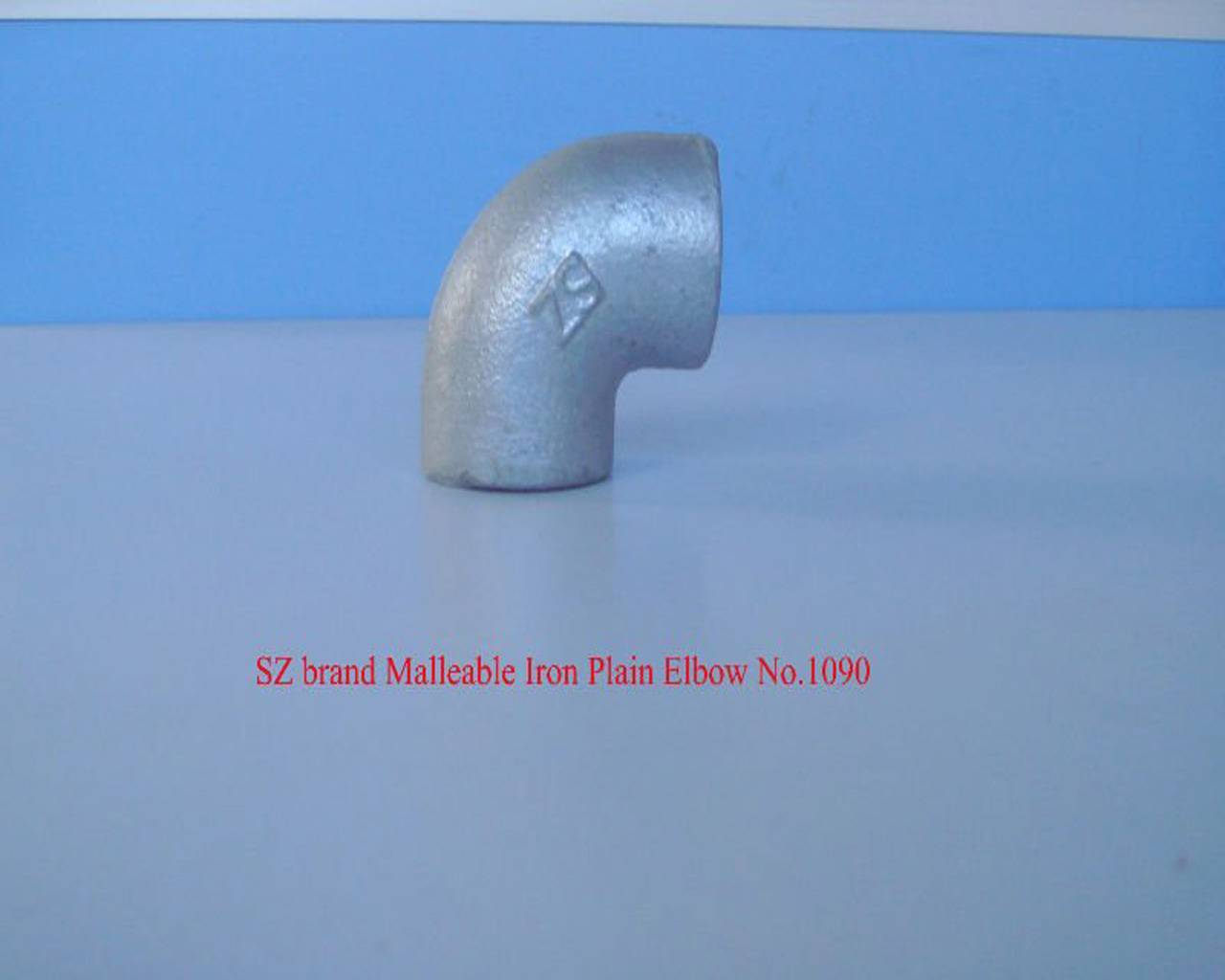malleable iron pipe fitting-elbow