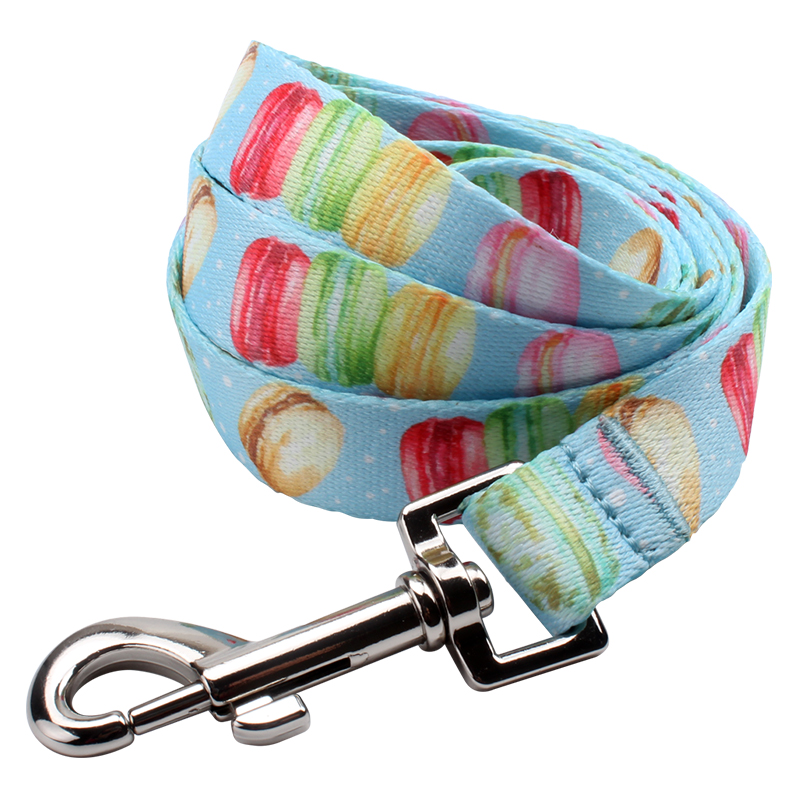 China Factory Supply Cheap Pet Dog Collar and Leash