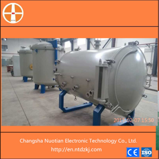 Vacuum induction sintering furnace