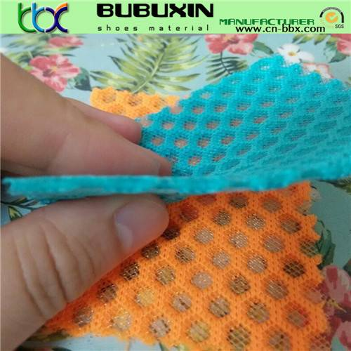 Mesh fabric polyester 3D air mesh fabric
