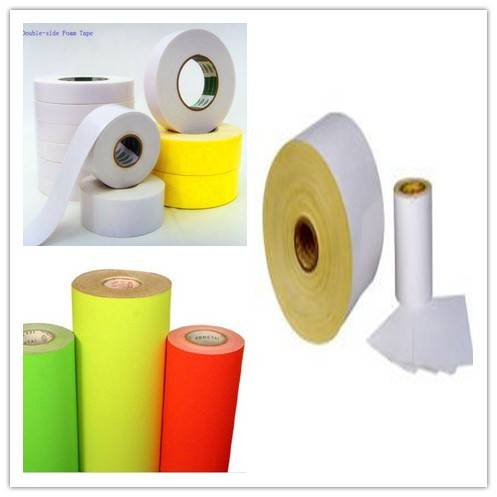 High quality hot sale custom adhesive sticker paper