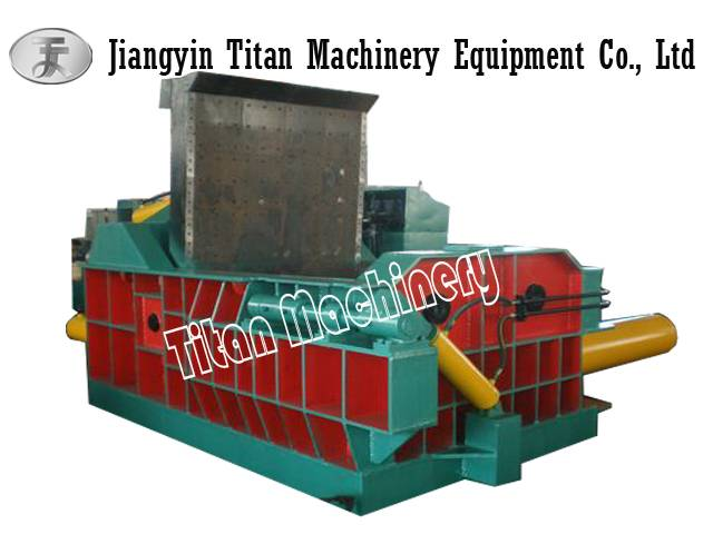 waste metal recycling machine