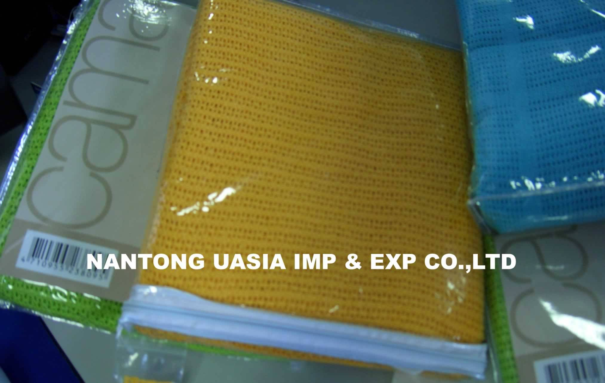 100% cotton leno weave thermal blanket