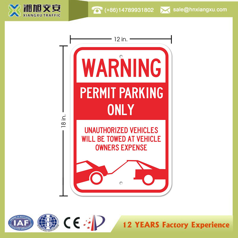 Customized High quality Arabic Road Safety pvc Signs