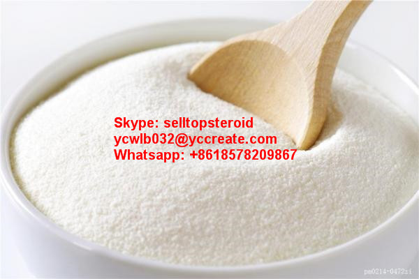 White Powder Tadalafil Muscle Building Steroids 99% High Purity CAS 171596 - 29 - 5