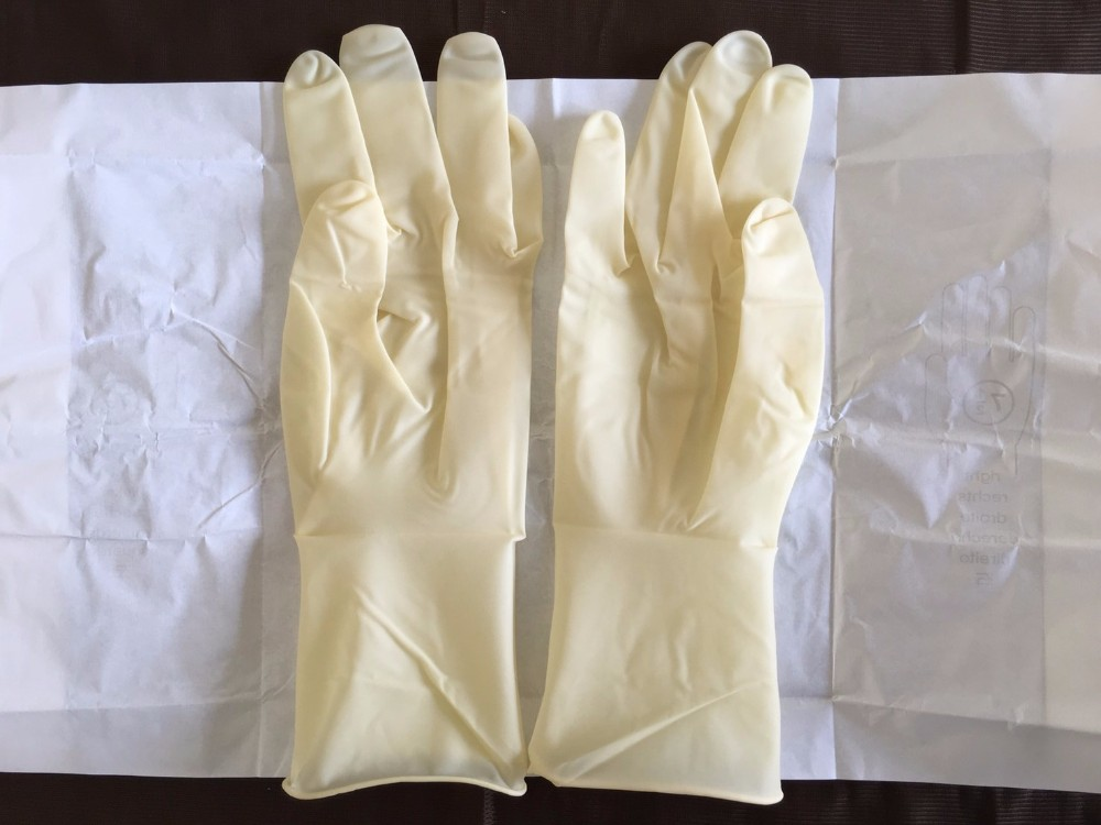 Powder-free Latex Surgical Gloves 1618